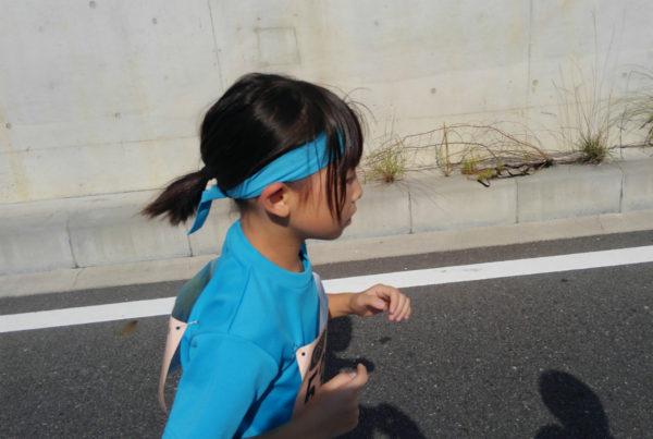 マラソン中